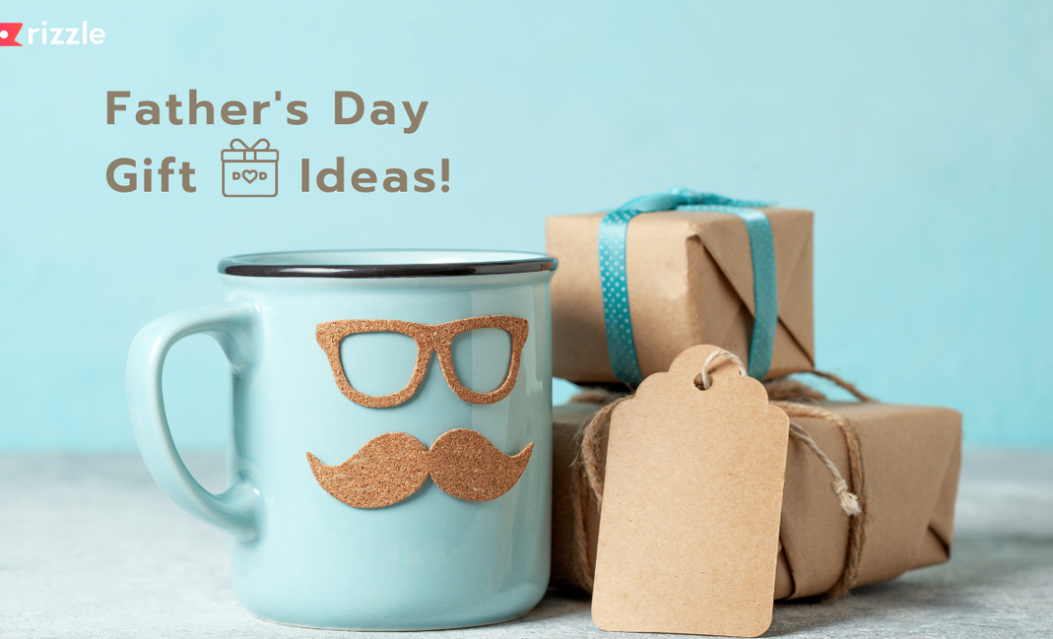 Father's day gift and DIY ideas.