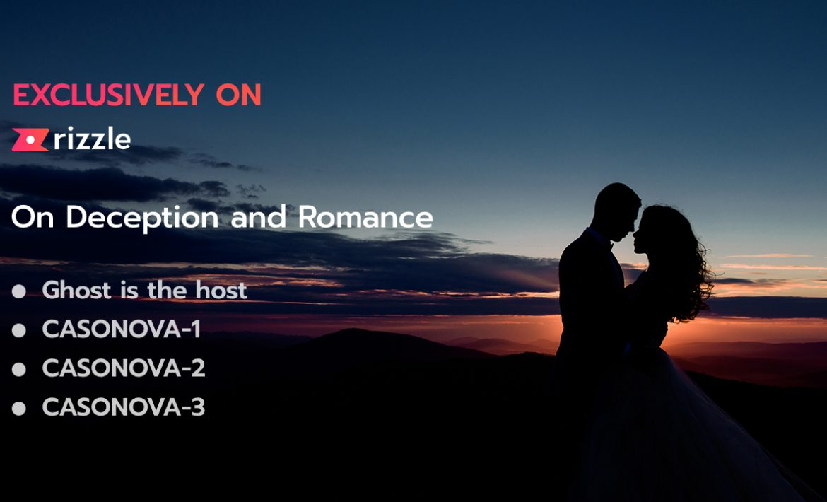 Rizzle Series on deception and romance