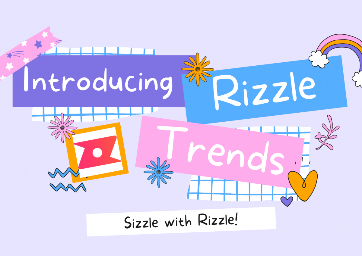 Sizzle with Rizzle!