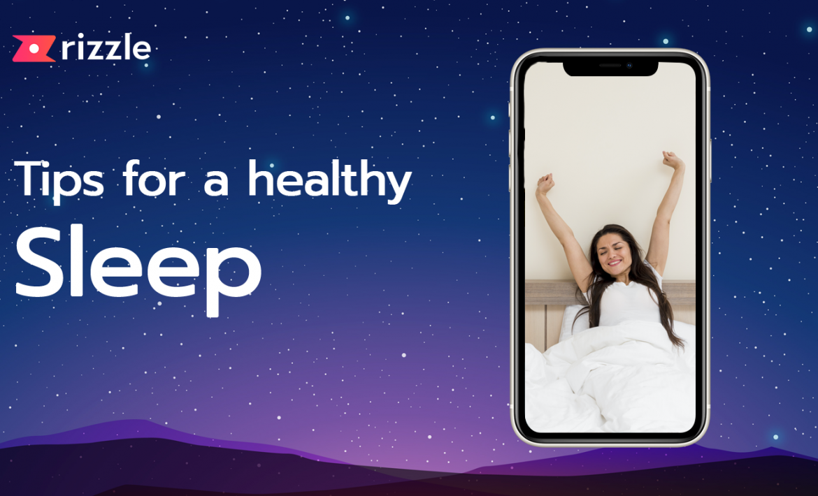 Tips For Getting More Healthy Sleep